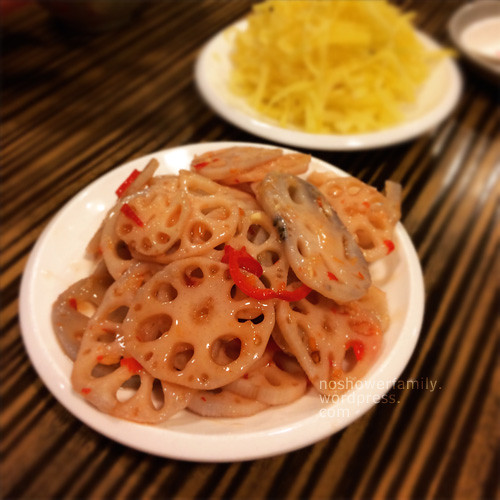 Shengyuan-Spicy Lotus Root