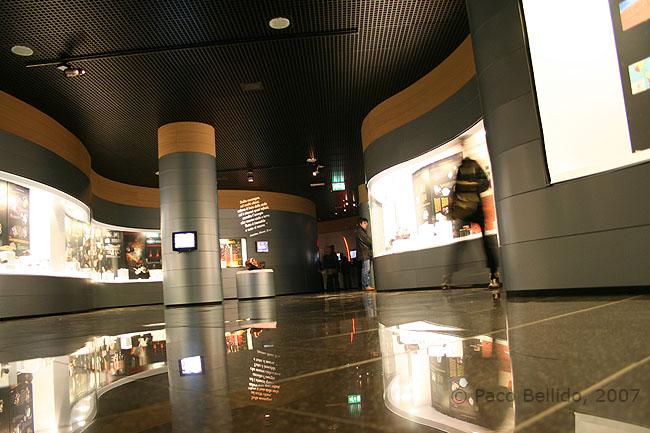 Museo de Ciencias Planetarias. © Paco Bellido, 2008