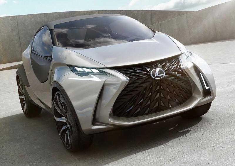 LF-SA: самый маленький Lexus