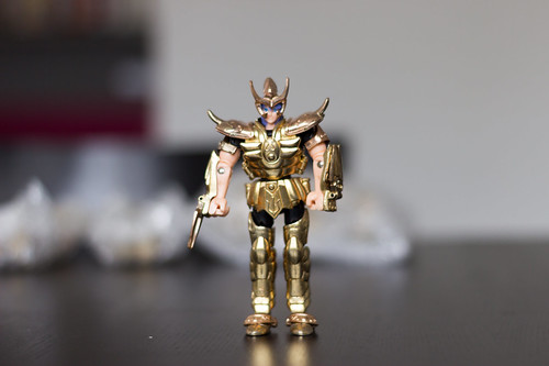 Saint Seiya - Chevaliers d'or - Milo - Scorpion