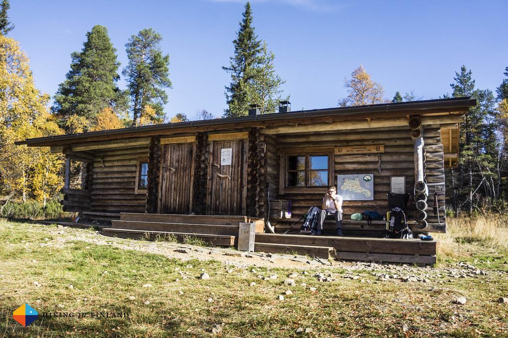 Lankojärvi Hut