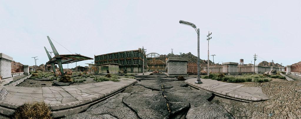 New Vegas Nexus Electro City