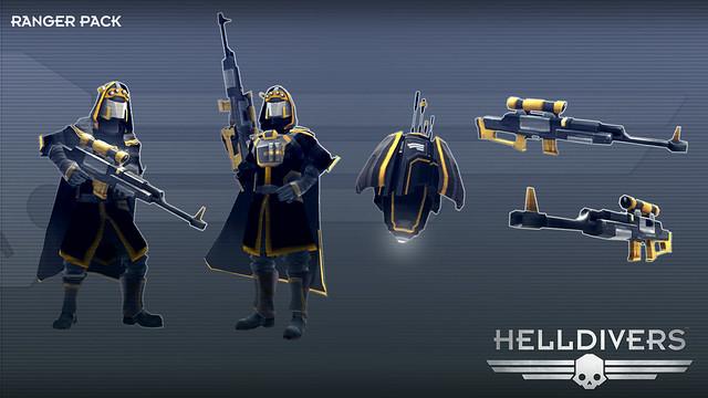 Helldivers DLC