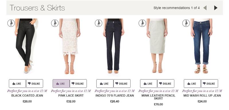 Trouser recommendations from Wallis, Bumpkin Betty