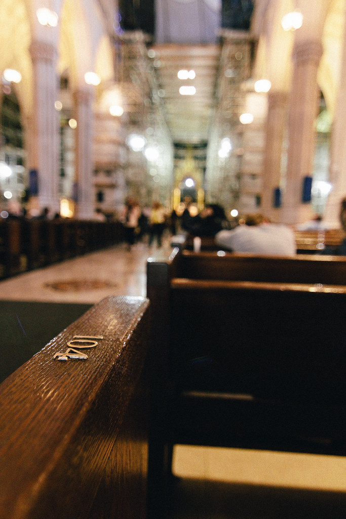 Inside St Patrick