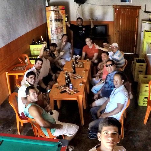 Buteco de verdade! Só com brothers!! #Familia#Amigos#Friends#Sussuarana#Bahia