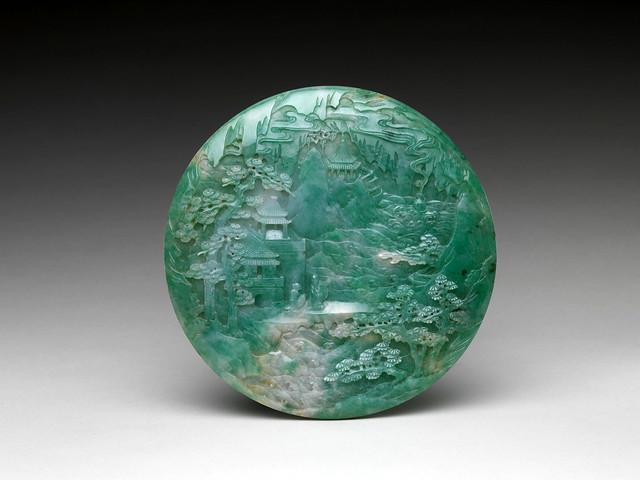 006- Escena paisajística-© The Metropolitan Museum of Art. All rights reserved