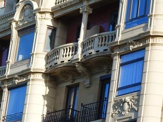 Edificio de San Sebastián