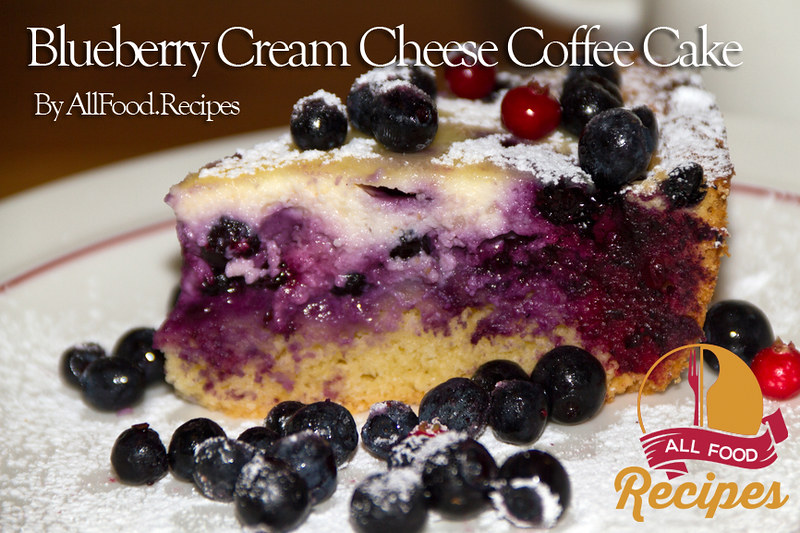 Blueberry Cream Cheese Coffee Cake – All food Recipes