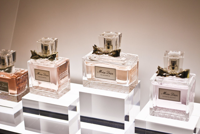 salon de parfum