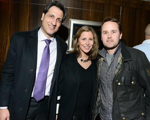 Armand Sadoughi, Lisa Sadoughi, Brian Moss