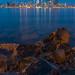 Seattle from Alki by CMWilhelm
