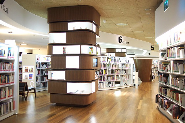 library@orchard, National Library of Singapore, 277 Orchard Road, Orchard Gateway