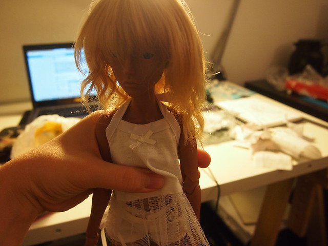 New girl to the household! >v< [Withdoll Aiden Girl] 16882698106_a0dce068f9_z