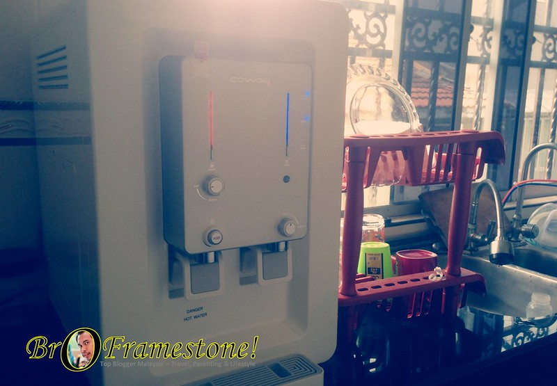 Coway Water Purifier Villaem CHP-08AR