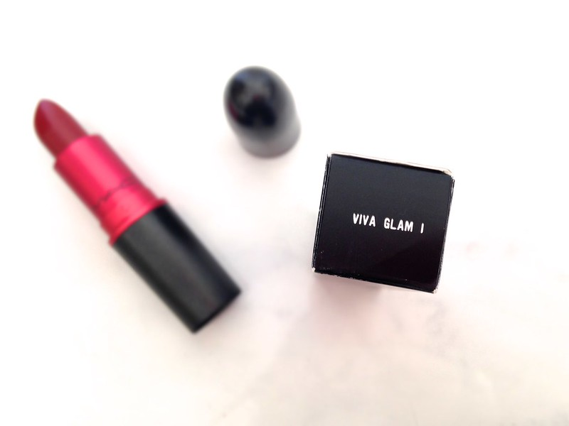 Mac Viva Glam I Review