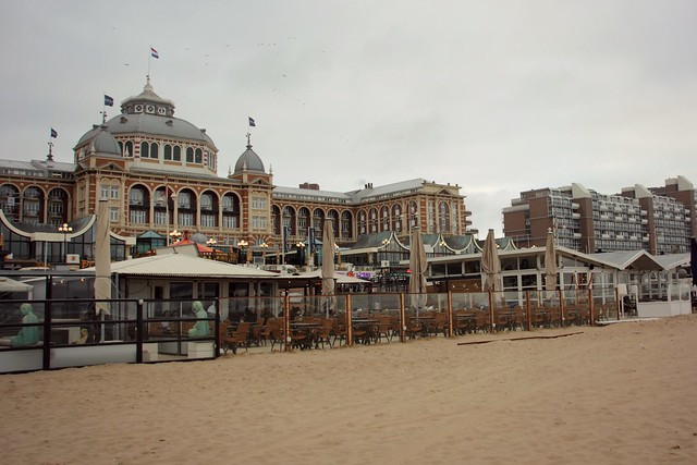 The Hague Beach Cafes