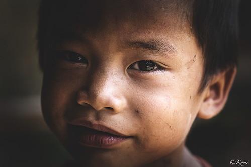 MAE LA, Refugees camp, Thailand