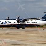 ATR72-600 Azul Linhas Aéreas PR-AQY