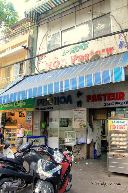 Pho Hoa Pasteur Ho Chi Minh