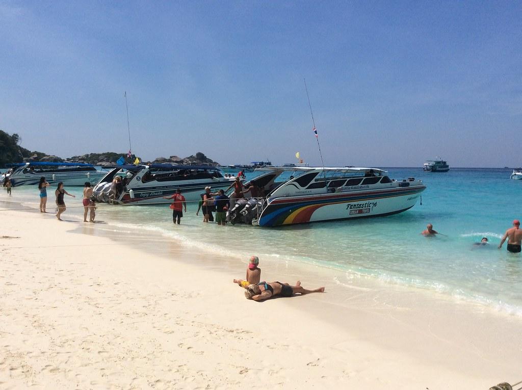 Sicilian Islands, Andaman Sea