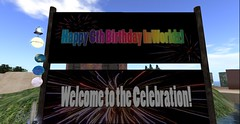 InWorldz 6th Birthday starts on 27th March 2015