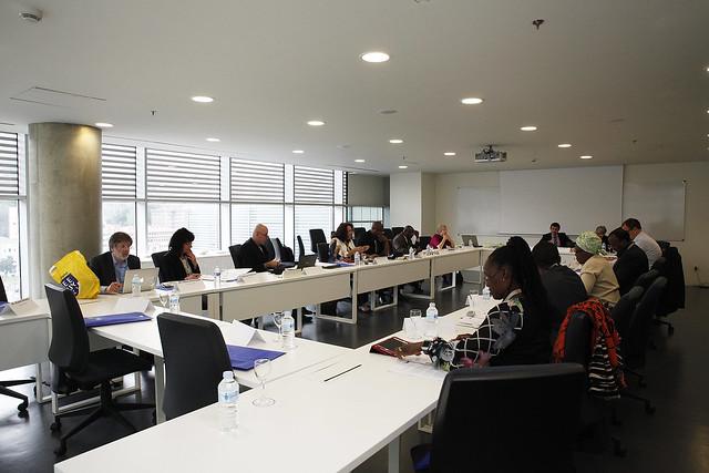Encuentro en la Universidad de Deusto del proyecto Tuning Africa Fase II