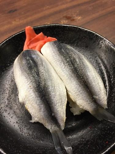 (吃到飽食記)同學會聚餐推薦,到高雄松江庭日本料理店找美食好料 (19)飯借酢漬握壽司
