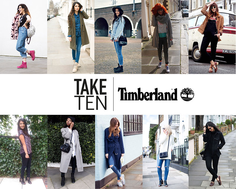 TAKE TEN TIMBERLANDS