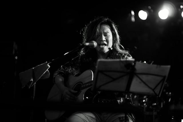 やまげん♪ live at Outbreak, Tokyo, 02 Apr 2015. 012