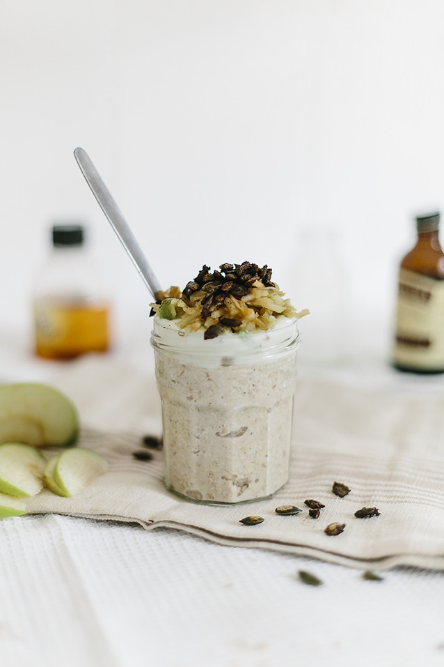 Overnight Oats Bircher Madeline Shaw Recipe