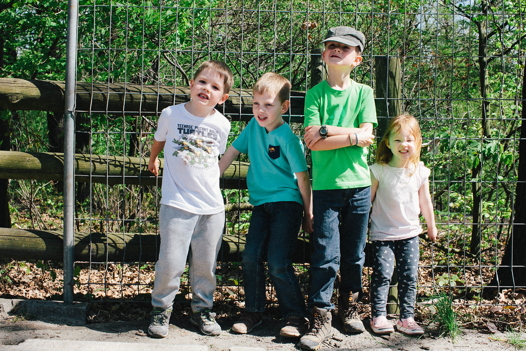 Party at the Zoo (4/25/15)