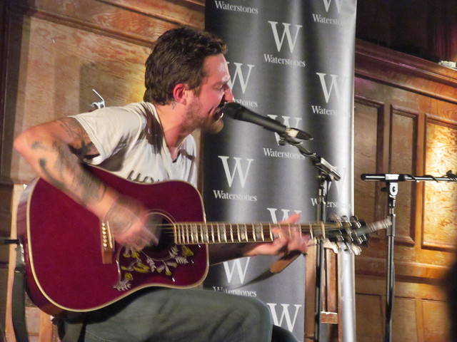 Frank Turner, London Cecil Sharp House, 25 MArch 2015