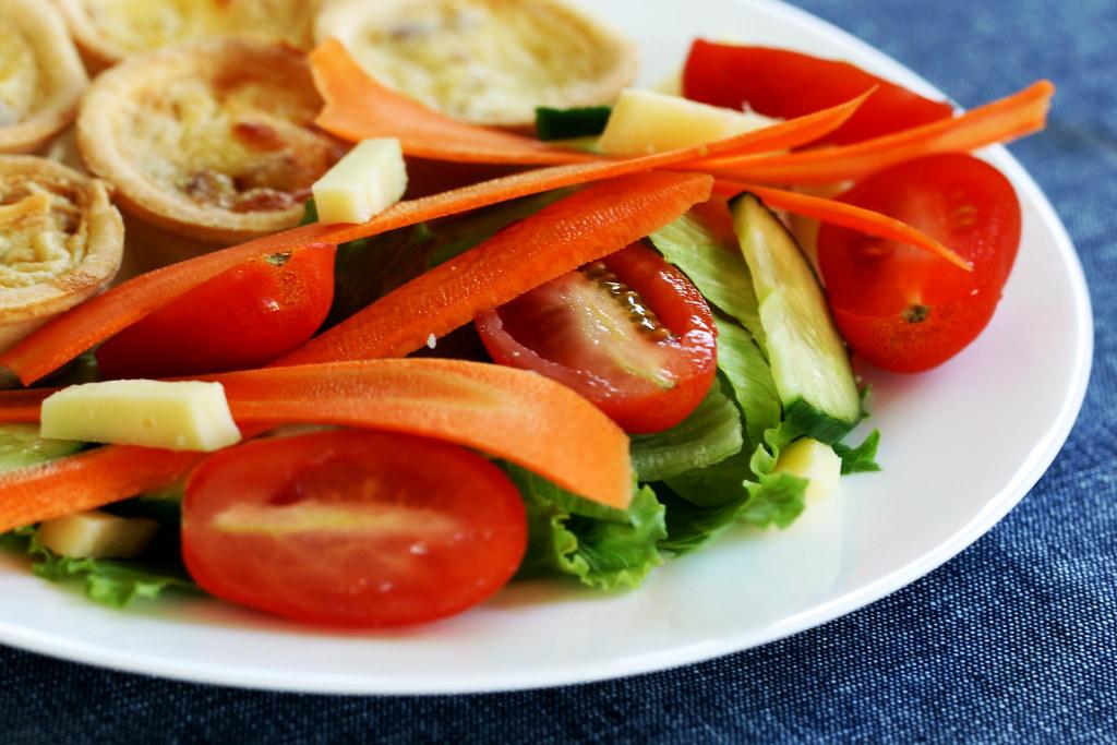 Week 18 - Food - A Healthy Change