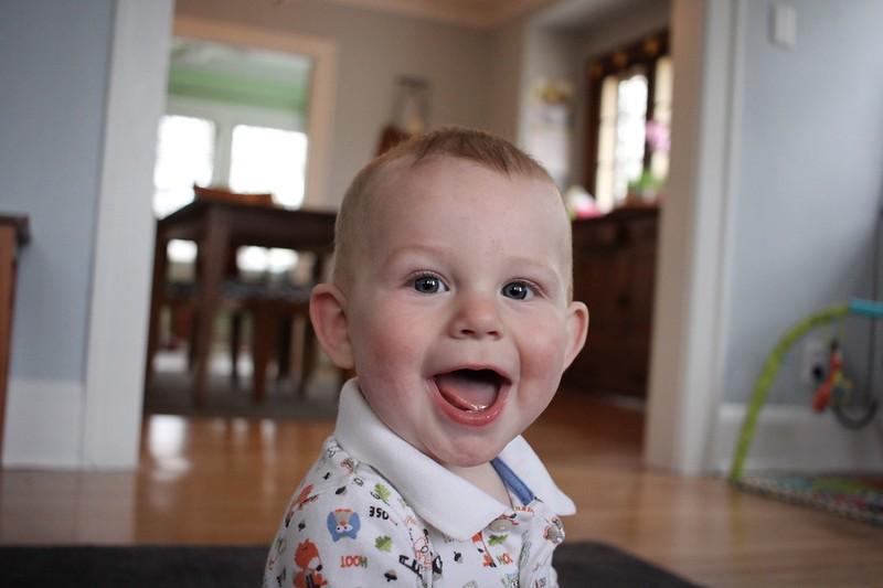 happy porter 9.5 months