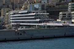 1st April 2015 - Mediterranean Cruise - Monte Carlo. Yacht Club de Monaco.