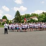 Präsentation der neuen Trainingsanzüge 7. Juni 2015
