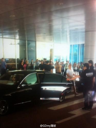 more BIGBANG arrival Shenzhen 2015-08-07 (51)