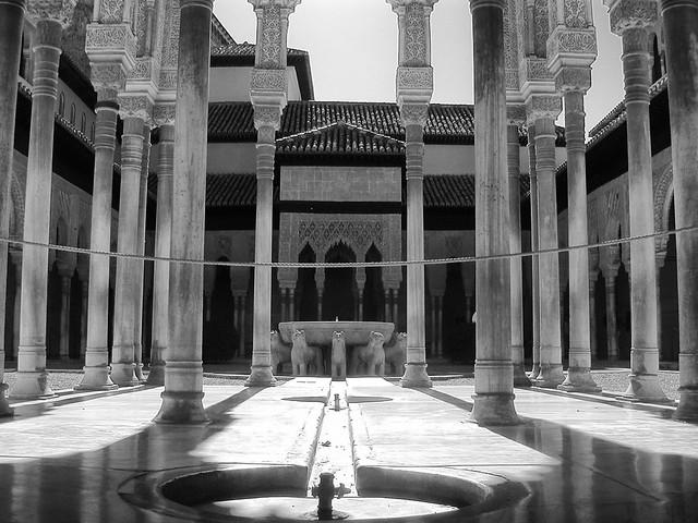 alhambra, Nikon E990