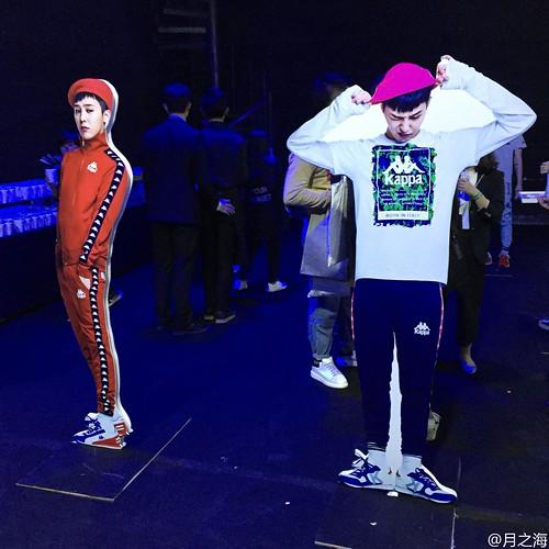 G-Dragon - Kappa 100th Anniversary Event - 26apr2016 - andersonjiang - 03 (Custom)