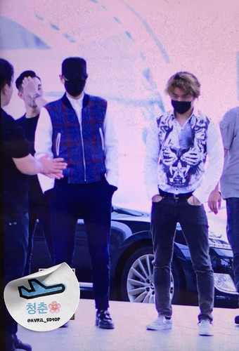 Big Bang - Incheon Airport - 25aug2015 - avril_gdtop - 01