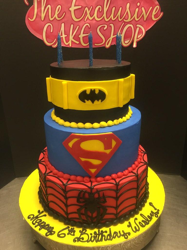 Boys Cakes Exclusive Cake Shop