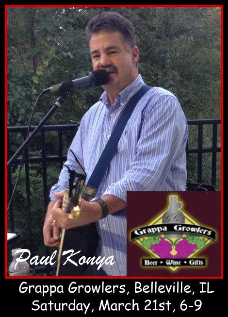 Paul Konya 3-21-15