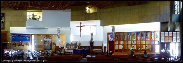 Parroquia Santa María de los Angeles,Reñaca ,Chile