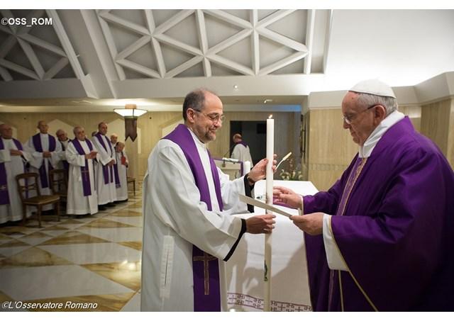 Đức Thánh Cha Khích Lệ Giờ Cầu Nguyện Cho Hòa Bình
