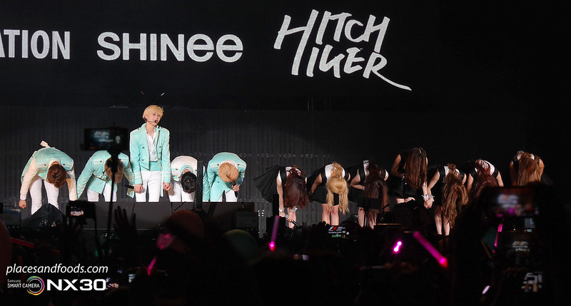 2015 f1 party girls generation shinee say goodbye