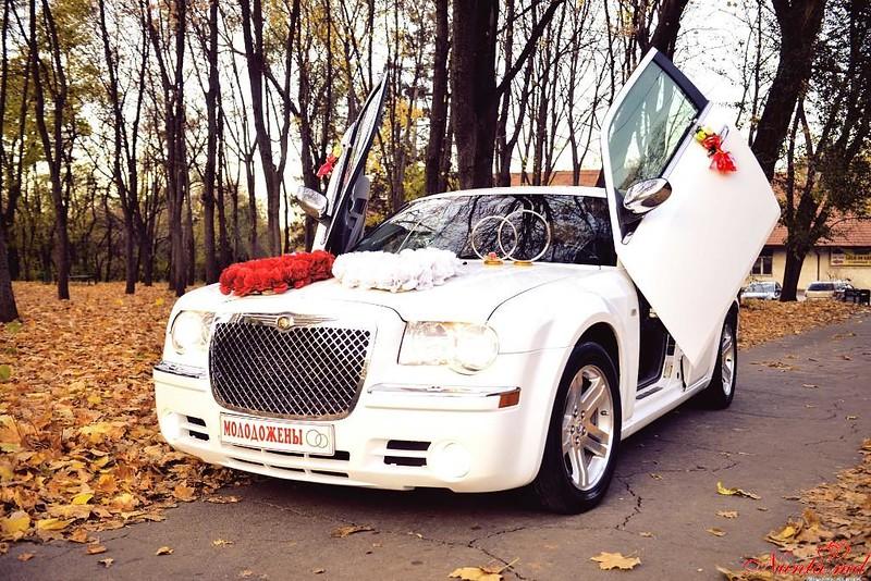 """""""Limos"""" - аренда лимузинов и автомобилей в Кишиневе, Молдове по приемлемым ценам. > Фото из галереи `Седан Сhrysler 300C`"""