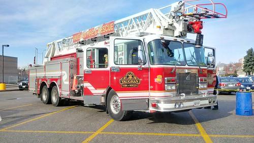 ciężarówka Vaughan Fire Truck|Vaughan Fire Truck|16400191313 ea4cd1d050