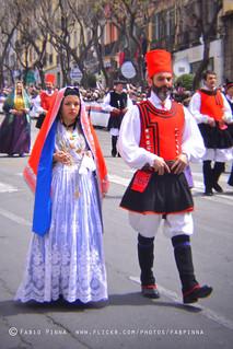 Festa di Sant'Efisio, 1 Maggio 2014 (Cagliari, Sardinia)