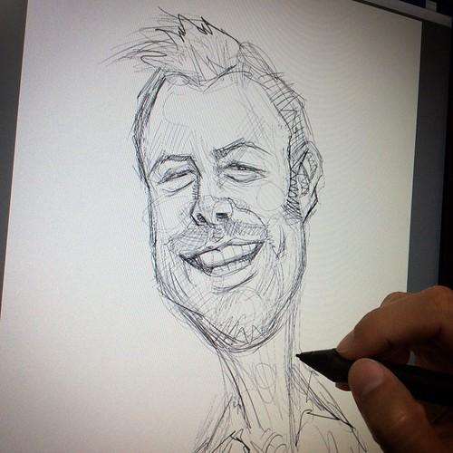 One more sketch before I sleep.....